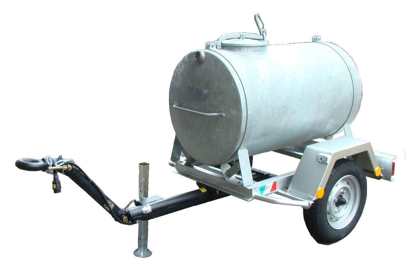 Remorque citerne eau 500L de Remorques Moiroud
